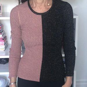 Intermix Long Sleeve Sweater